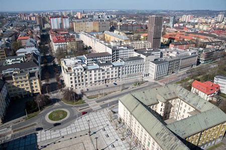 Práce, zaměstnání, brigády Ostrava