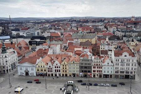 Práce, zaměstnání, brigády Plzeň